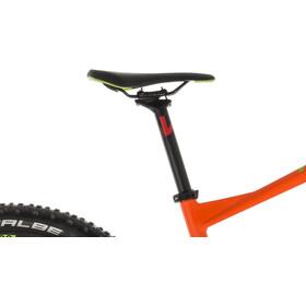 Cube Stereo Hybrid 120 Race 500 E-Bike oranje